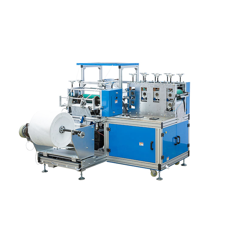 Automatic Disposable Shoe Cover Making Machine