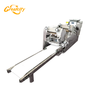 Noodle Machine Momo Samosa Dumpling Wonton Wrapper making Machine wrapper maker pastry machine