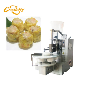 Mini Baozi Machine Tabletop Automatic Encrusting Machine Stuffing Bun Machine Dim Sum Machine
