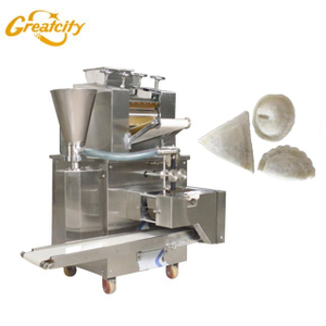 Automatic Samosa Making Machine | dumpling making machine | empanada machine