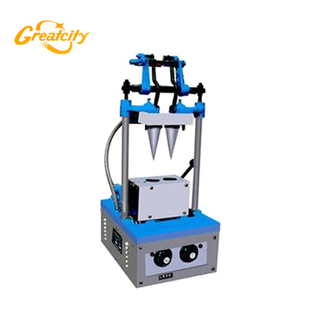 Ice cream cone wafer biscuit making machine with best price