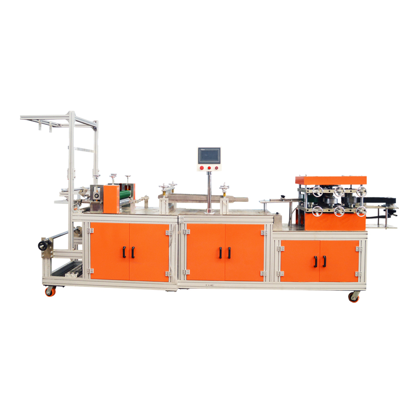 Non woven Buffant hat PE Shower Cap Making Machine