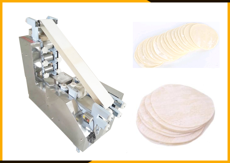 Samosa Pastry Sheet Machine