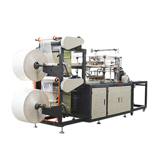Fully Automatic Computer Control PE Disposable Plastic Gloves Making Machine