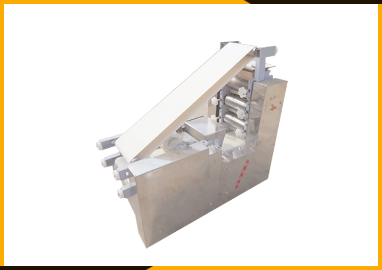 automatic samosa skin wrapper sheet making machine